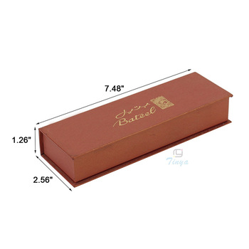quality cheapest magnet custom chocolate box