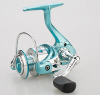 2016 wholesale best price green color spinning fishing reel