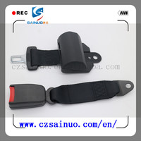 High quality two points car seat belt used for forklift or most car