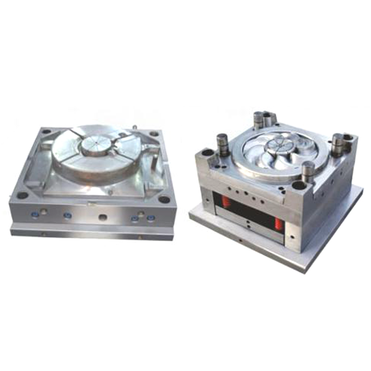 High precision cheap china plastic injector mold for fan cover
