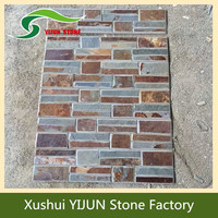 Cheap Rustic Cultured Stone High Quality Natural Stone Exterior Wall Cladding