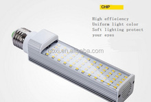 High power G24 led plug light, 11w 13w led pl lamp, g23 led plc light for cfl replacement
