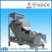mineral equipment portable magnetic separator for concentrating Iron Ore