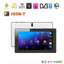 7 inch isdb-t tablet with android4.0