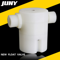 brass float valve with lock water meter New product replace float valve