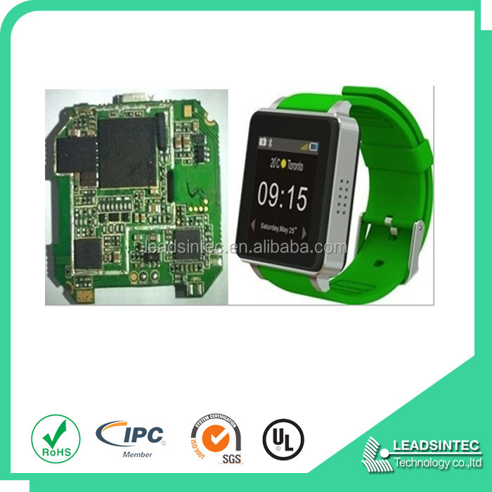 OEM android smart watch pcb pcba Digital sports watch pcb board factory