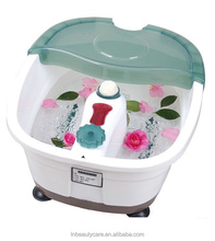 Factory directly !!! Spa foot massager/foot bath basin heating&massage