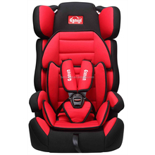 knitted fabric and HDPE universal type child car seat booster seat made in China
