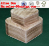 new design unfinished decorative wooden box for candy /new wooden chocolate box /cheap wooden case box for sunglass
