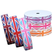 Hot Sell Promotional Country Flag Ribbon