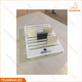 Acrylic Countertop Porcelain Tile Display Stand