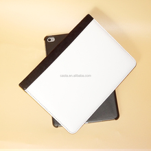Blank Sublimation Case For APPLE iPad 9.7 2017 360 Degree Rotating PU leather Sublimation tablet case
