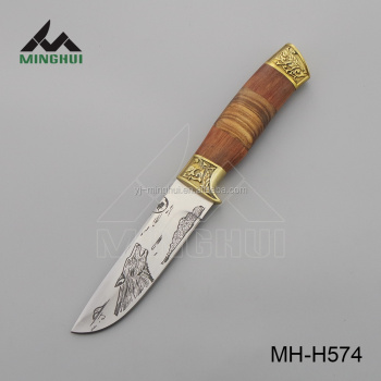 Hunting knife / fixed blade knife