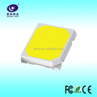 Datasheet Specifications 22-26lm Super Bright Pure White 6000K 20000K 2835 SMD LED