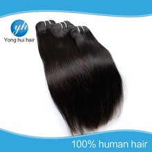 6a Grade Full Cuticle Manufacturer Double Weft 100% Virgin Remy Brazilian Hair Extension