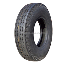 light truck bias tyre rib pattern 750-16 truck tyre and bus tyre nylon tyre made China tyre