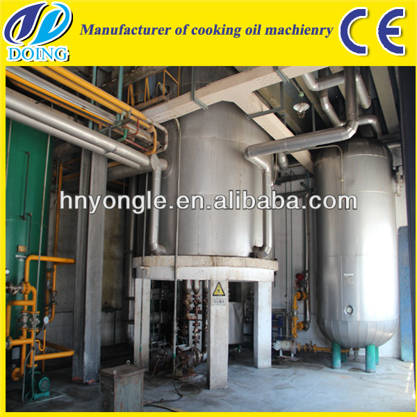 Machine manufacturer of sunflower seed oil refinery equipment with dewaxing system