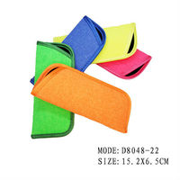 pouch for glasses neon microfiber pouch soft pouch sunglasses case