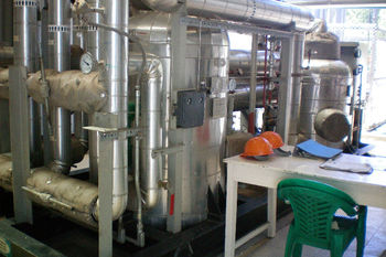 CO2-Recovery Plant