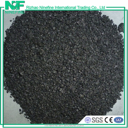 High quality Graphitized pet coke GPC Low sulphur