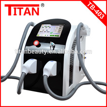 TB-403 Customers Reorder Big Discount Professional SHR IPL Laser Hair Removal Beauty Machine For Sale