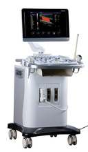 Full Digital 4D Trolley Color Doppler ultrasonic machine price doppler ultrasound vascular (ATNL/6000)