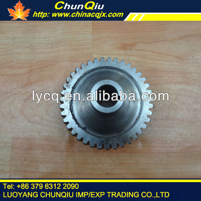 YTO tractor air compressor gear for engine YTO with drawing no.R060021A