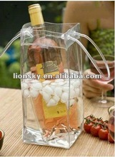 wine cooler bag with handle
