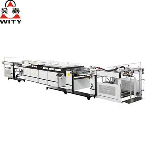 SGZ-A-1200 UV Varnishing Machine (UV varnish)