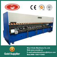 Factory price portable aluminum composite panel grooving and cutting machine