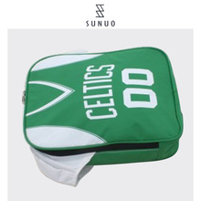Wholesale Cheap Football Shape Waxed Portable BSCI Unique Sports Ice Bag