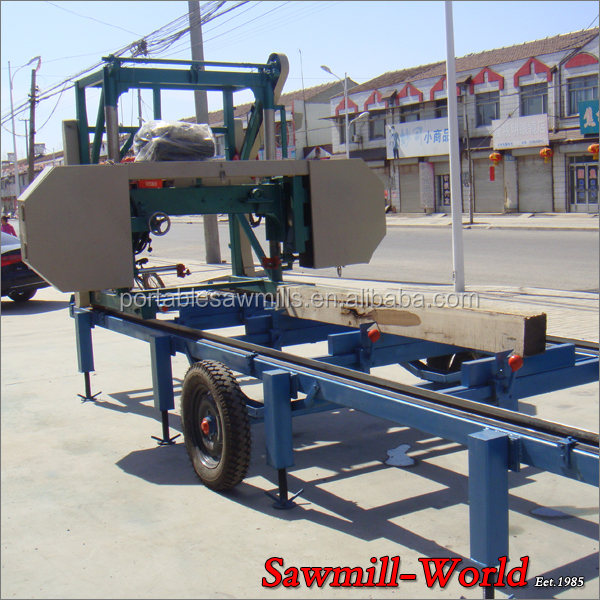 forest band saw