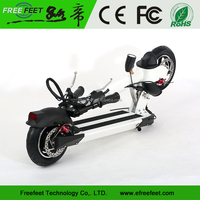 Freefeet 350W Brushless DC Motor Mini Foldable Electric Adult Kick Scooter