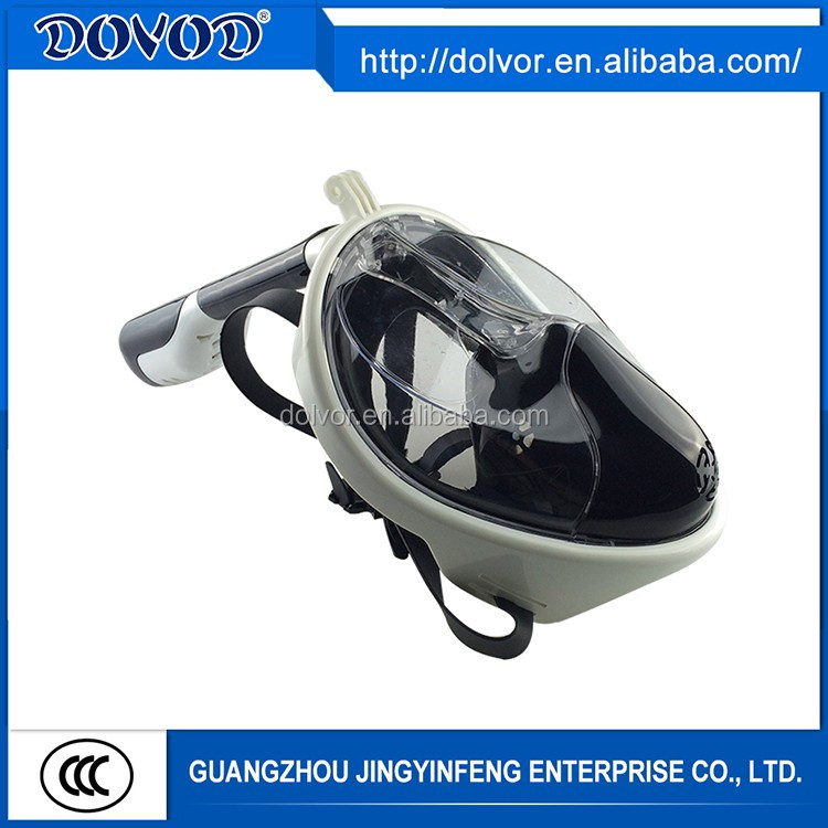 Factory price snorkeling diving equipment china full face mask snorkel pictures