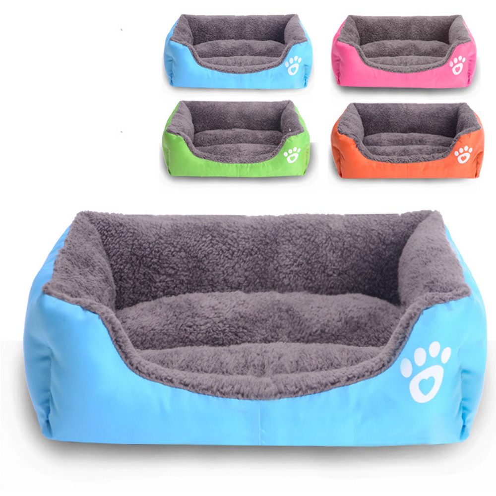 2017 Amazon pet accessories dog bed pet luxury soft pet beds for dogs