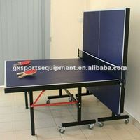 Indoor Single Folding Table Tennis Table