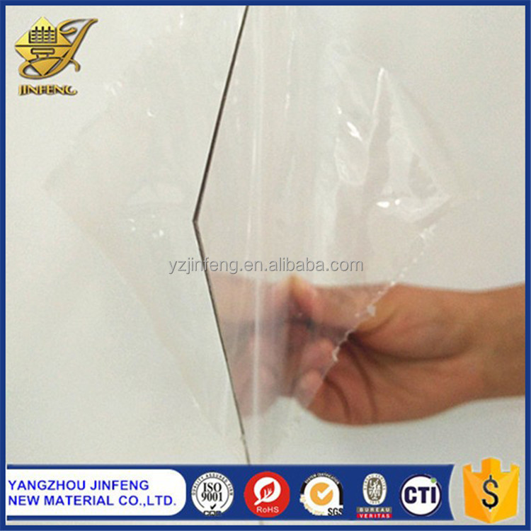 4x8 PVC Film Material for ID Card of Plastic