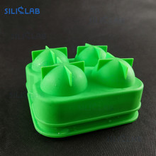 Amazon Top Seller Skull and Ball Ice Cube Tray Silicone Ice Tray Mould