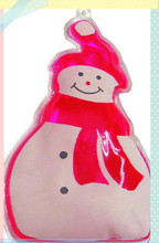 2013 Best Quality Products Promotional Christmas Gift For Girl Heat Pack