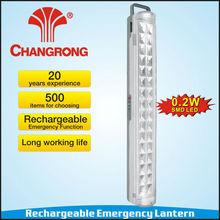 outdoor rechargeable emergency 32pcs SMD led wall light