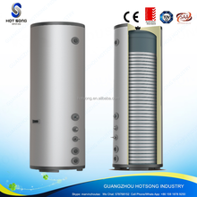 500l CE approve factory price heavy duty cylinder electric water heater used swimming pool