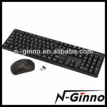 For android smart tv wireless mouse and keyboard
