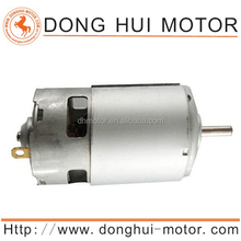 high torque 12v dc motor for cordless drill DRC755