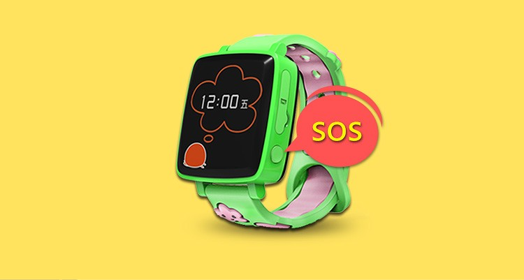 SOS wrist watch for kids/safety wristband for kids/Safety watch