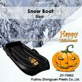 Halloween promotional gift children snow boat