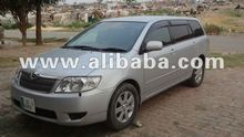 Toyota Fielder 2006 40th Anniversary Model