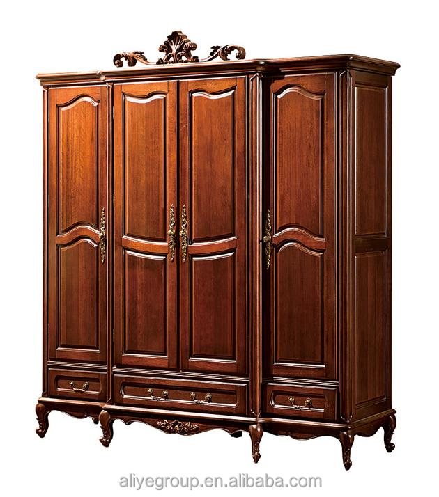 Tyzw simple wardrobe designs solid wood