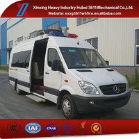 New Products Equipment Emergency Rescue Diesel Diesel Special Command Vehicle