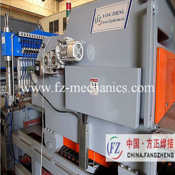PLC Steel Bar Mesh Making Machines for Producing welding Concrete Reinforcing Mesh