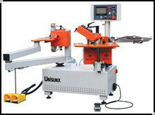 curve gluing MFZ450QX straight Edge Banding Woodworking Machine